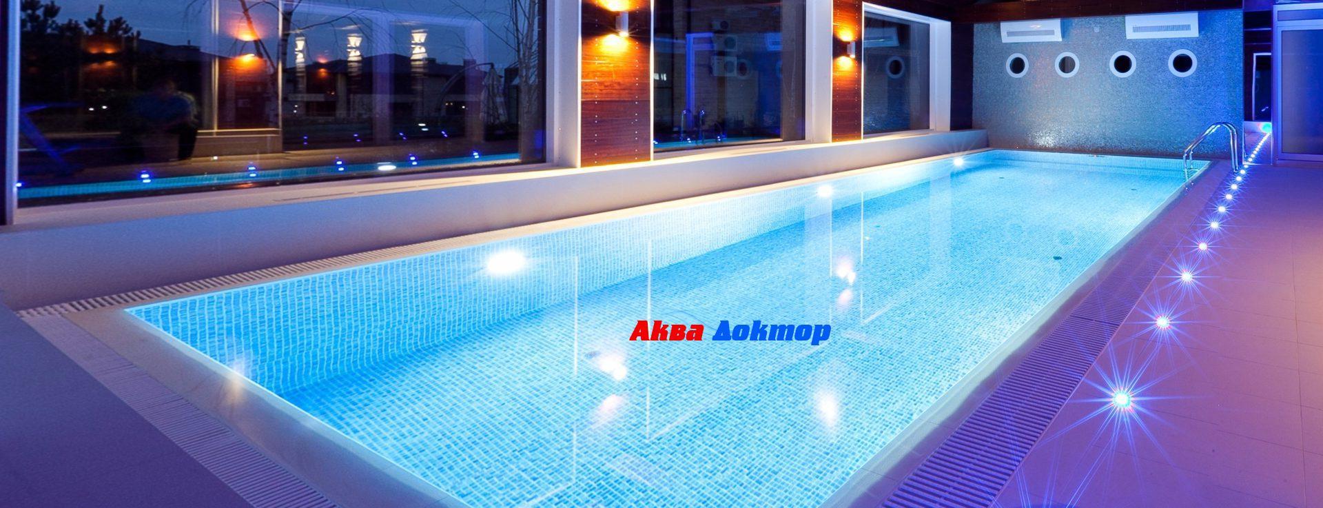 Строительство, реконструкция бассейнов фонтанов во Владимире
